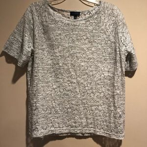 The Limited Women's lace top- medium